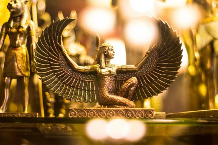 Dioses Egipcios del Antiguo Egipto