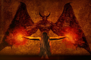 18 nombres de demonios y diablos: femeninos, poderosos y peligrosos