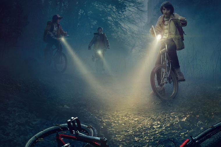Imagen promocional de 'Stranger Things'