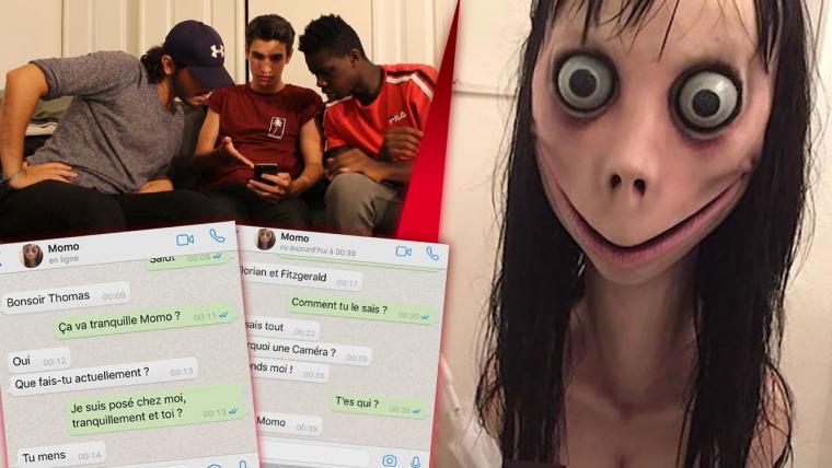 Momo challenge: el reto viral terrorífico de un creepypasta