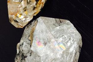Cuarzo Herkimer (Diamante Herkimer): significado, propiedades curativas y usos en gemoterapia