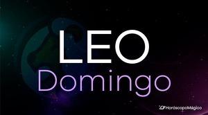 Horóscopo Leo Domingo