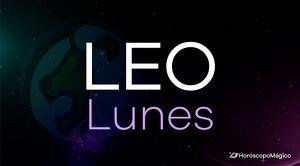 Horóscopo Leo Lunes