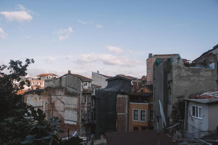 Consecuencias de un terremoto