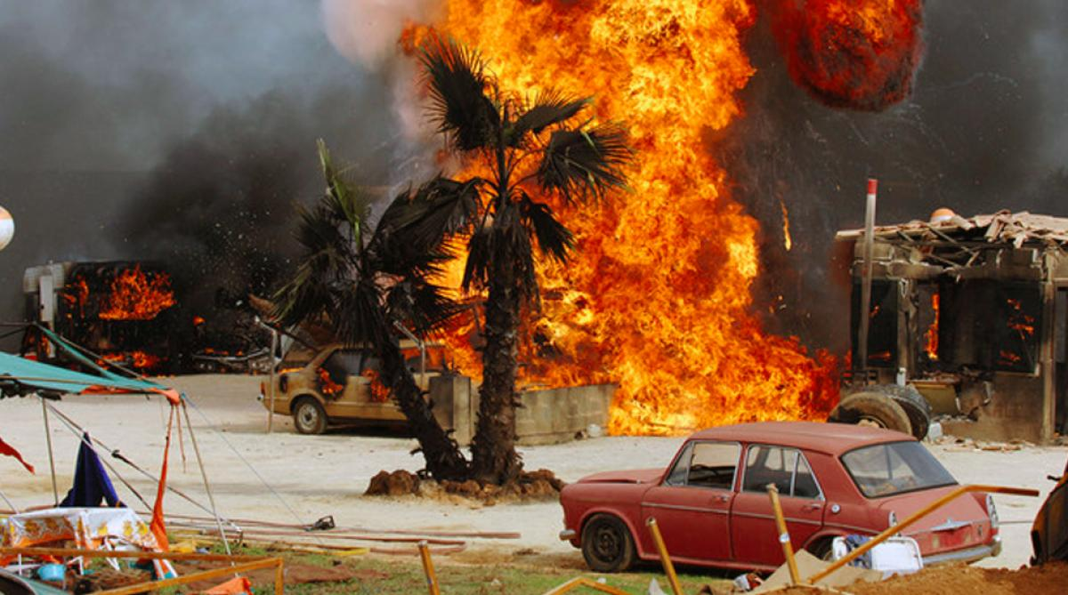Imatge de 'Paraís en flames' que narra la tragèdia del càmping d'Els Alfacs.