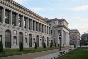 El Museu del Prado, a Madrid.