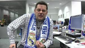 El periodista Tomás Roncero.