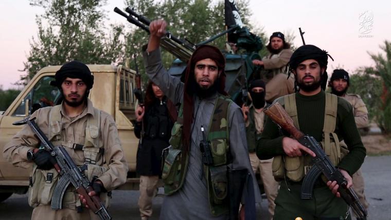 L'Estat Islàmic amenaça Europa.