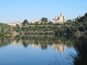 El pantà de Foix.