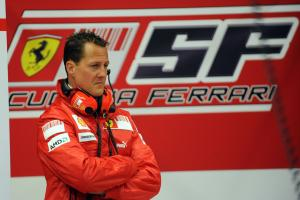 Michael Schumacher, en una imatge d'arxiu.
