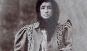 Imatge d'Enriqueta Martí, més coneguda com la Vampira del Raval.