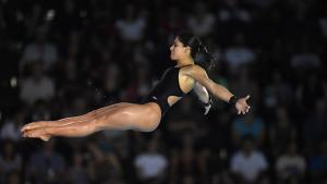 Ingrid de Oliveira es va quedar sense medalla.