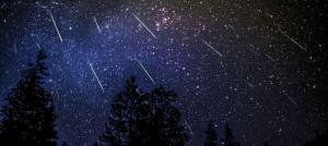 Arriba la pluja d'estels dels Leònids