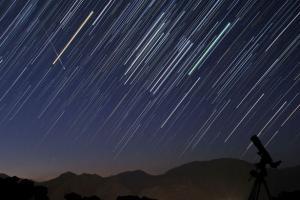 Les Tàurides es podràn veure especialment la nit del 12 de novembre