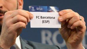 El Barça tindrà el factor camp a favor