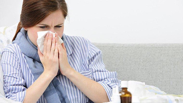 La grip podria arribar al grau d'epidèmia en dues setmanes.