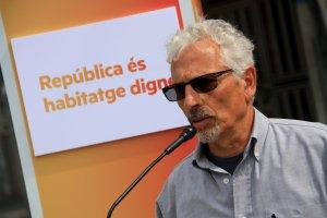 Imatge de Santi Vidal, senador d'ERC