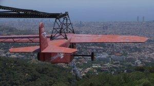 L'avió del Tibidabo patirà un rentat de cara