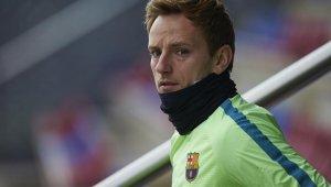 Rakitic, jugador del F.C. Barcelona, està sent molt comentat per la premsa estrangera.