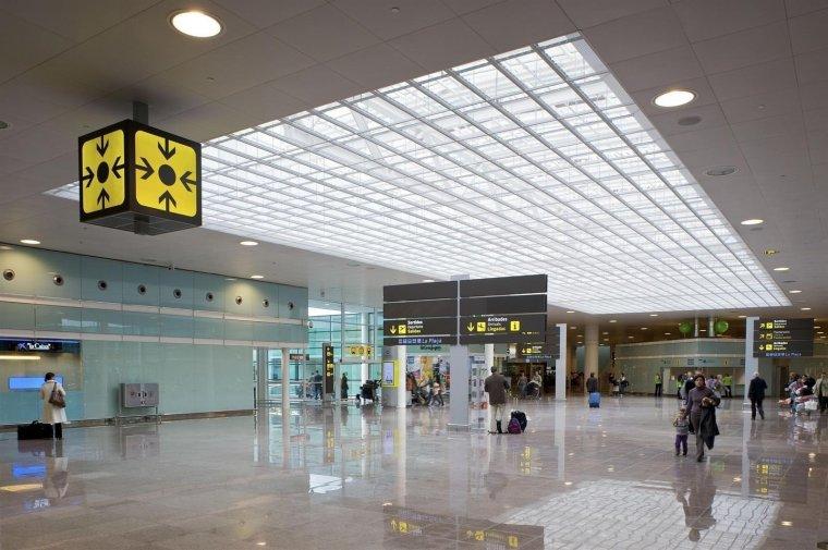 Nou rècord de passatgers de l'Aeroport de Barcelona el 2016