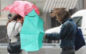 La pluja i el vent moderat sera els protagonistes d'aquest inici de setmana
