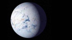 La Terra congelada