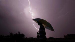S'esperen ruixats i tempestes de tarda