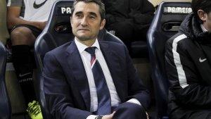 Ernesto Valverde, més a prop del Barça