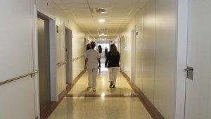 Imatge de l'Interior de l'Hospital Joan XXIII de Tarragona