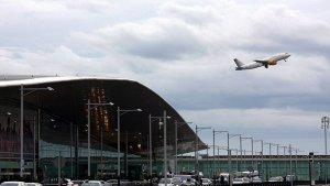 Una imatge del Aeroport del Prat