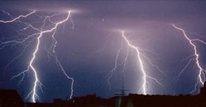 Les tempestes seran localment fortes en algunes comarques