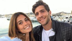 Sergi Roberto i Coral Simanovich
