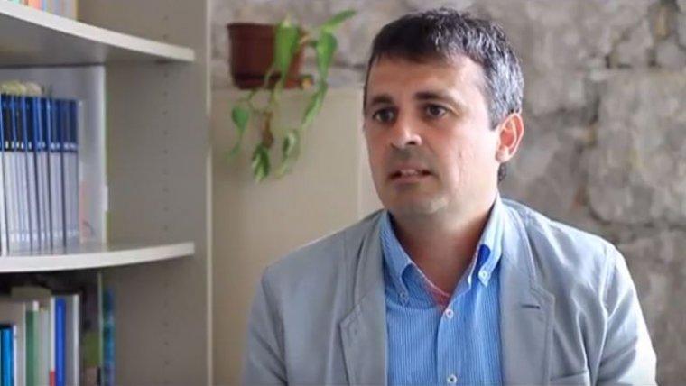Hèctor López Bofill, en una imatge d'arxiu.