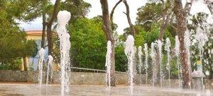 Fonts interactives del Tibidabo