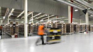 Imatge de les noves instal·lacions de la companyia