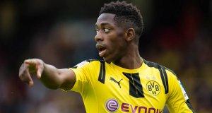 Osumane Dembélé està a punt de formar part de l'equip blaugrana.