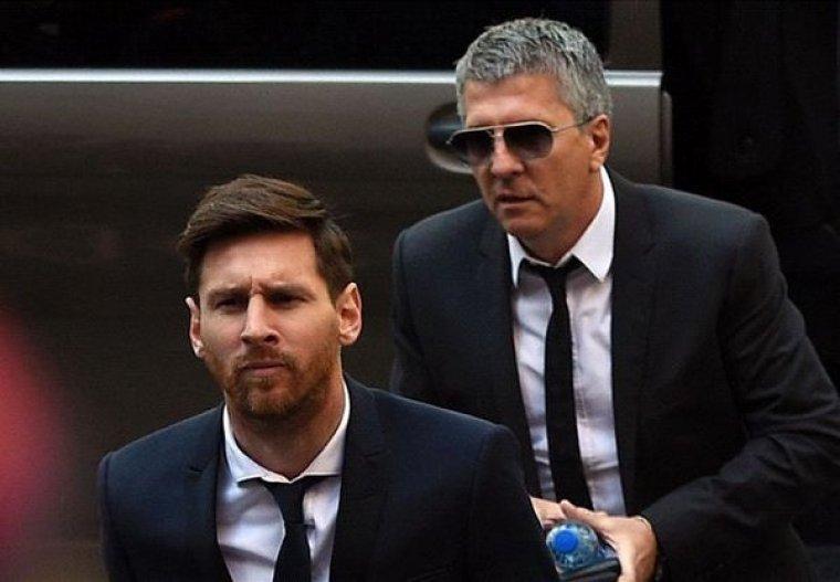 Lionel Messi i el seu pare eren condemnats a 21 mesos de presó.