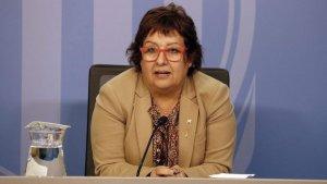 La consellera Bassa ha anunciat que al setembre es podria obrir la convocatòria d'orientadors i auxiliars administratius