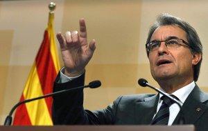 L'expresident de la Generalitat de Catalunya, Artur Mas