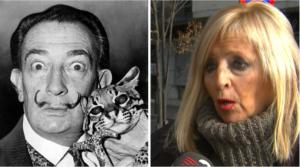 Pilar Abel assegura que és la filla de Salvador Dalí