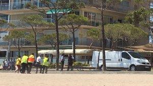 Es tracta de la quarta persona que mor ofegada a les platjes catalanes