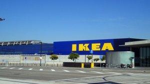Un dels centres comercials d'Ikea.