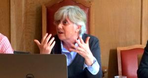 Clara Ponsatí, consellera d'Ensenyament
