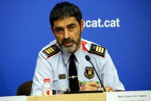 El major dels Mossos, Josep Lluís Trapero, citat a la Fiscalia per l'1-O.