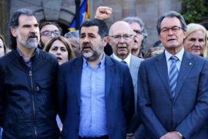 Cuixart, Sánchez i Mas