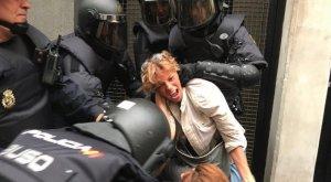 Detencions a Cataluña per desobediència