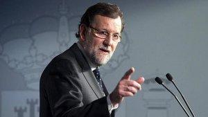 El president del govern espanyol Mariano Rajoy