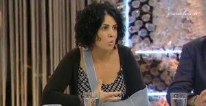 La Marta Torrecillas va explicar a 'Tarda Oberta' que tenia capsulitis.