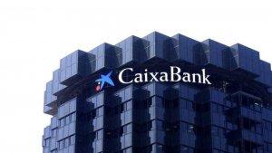 La seu de CaixaBank