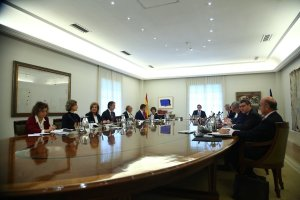 Mariano Rajoy anuncia les mesures del 155